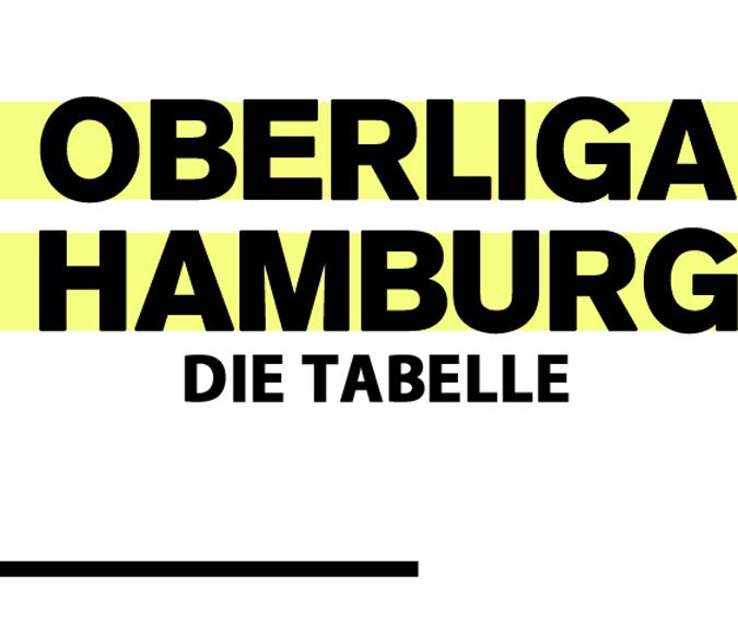 oberliga hamburg tabelle