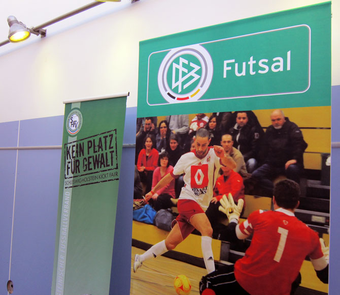 Futsal Live! Das Final Four in Lübeck!