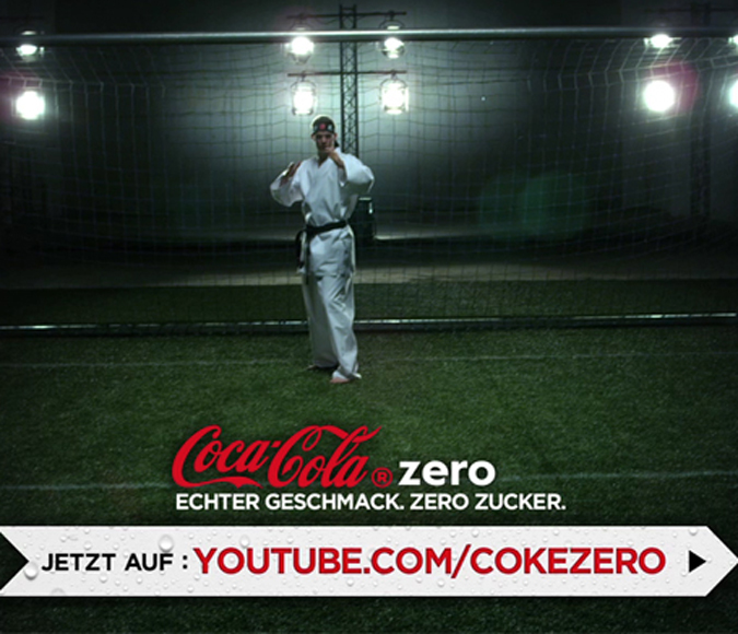 """Manuel Neuer in """"The ZERO Must Stand"""""""