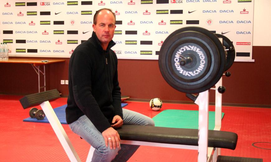Marc Fascher beim besten Trainer der Welt