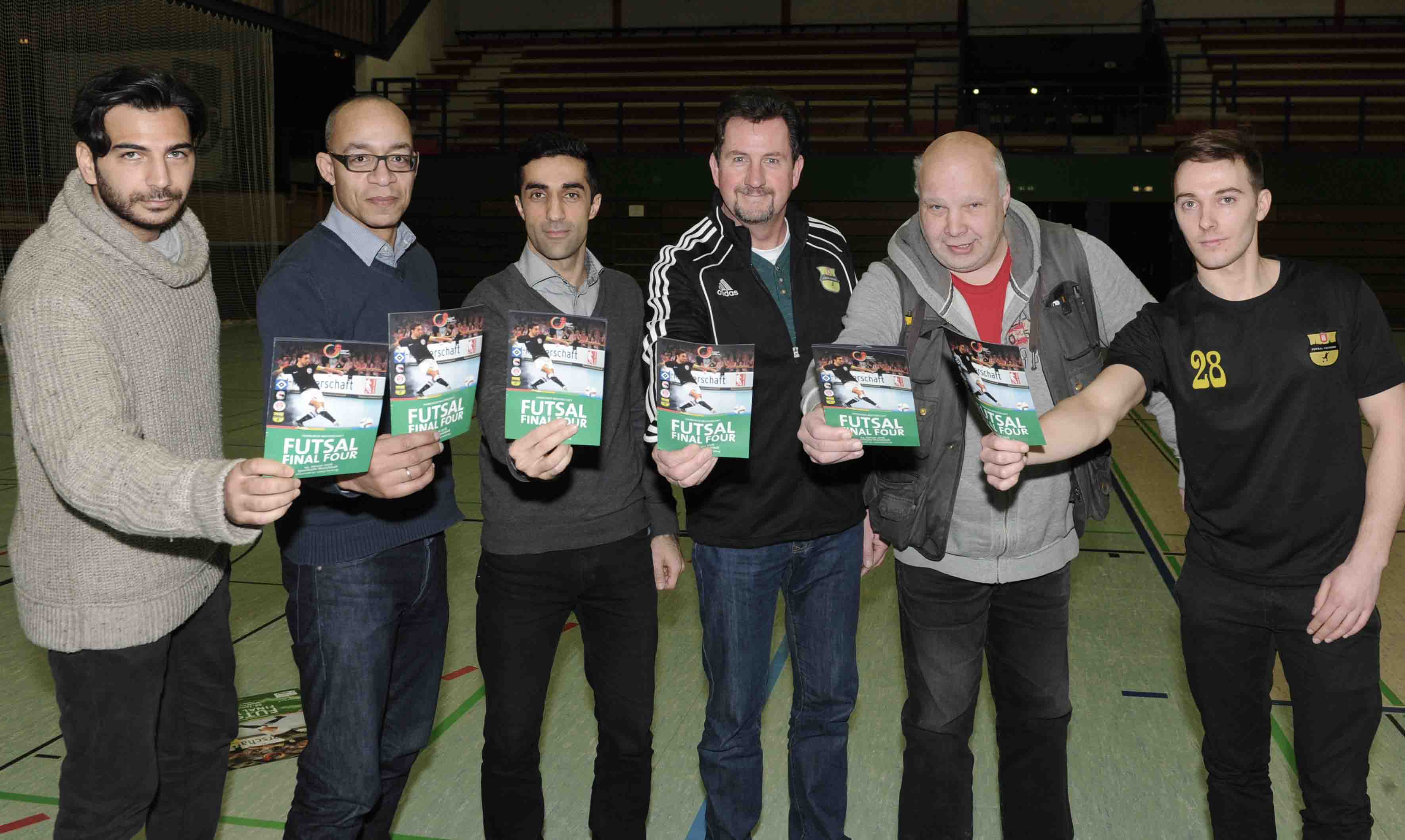 Futsal Final Four 24.01.2016