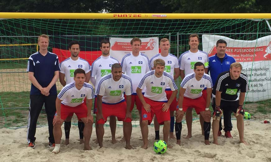 HSV_Beachsoccer_Team