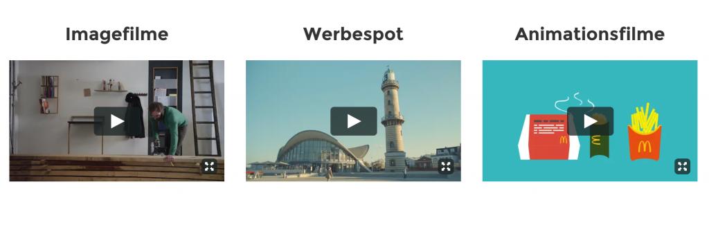Imagefilme für Rostock